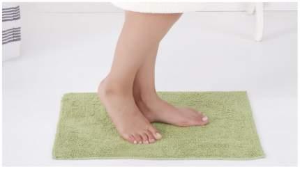 Коврик для ванной Modalin Flet modl375874 Зеленый