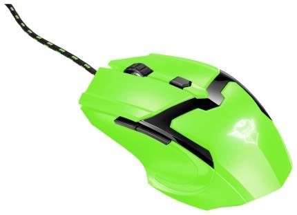 Игровая мышь Trust GXT 101-SG Spectra Green/Black (22384)