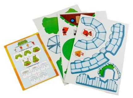 Семейная настольная игра Умка Ми-Ми-Мишки 3D Игра-ходилка 246574