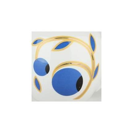 Чайник заварочный Коралл 1325 Синие ягоды Белый; синий