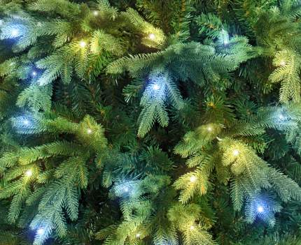 Ель искусственная CRYSTAL TREES этна 120 см