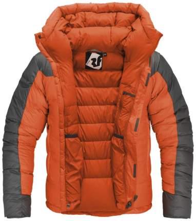 Спортивная куртка мужская Red Fox Karakorum, orange/asphalt, S