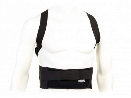 Защита спины Sky Monkey 200 VSP00045 черная, XS