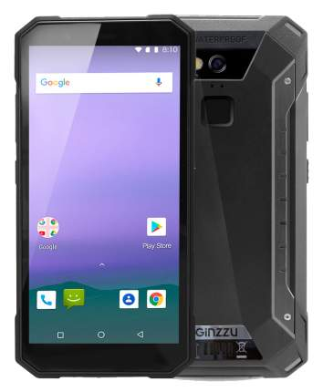 Смартфон Ginzzu RS9602 DUAL 13Gb Black