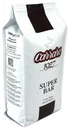 Кофе в зернах Carraro Super Bar 1 кг