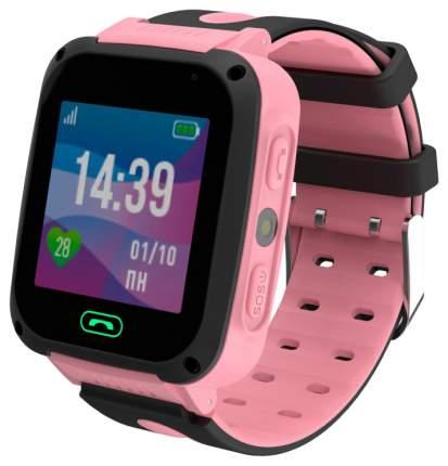 Детские смарт-часы Jet Kid Connect Pink/Black