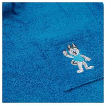 TAC Детский халат Талисман Цвет: Синий (4-6 лет)