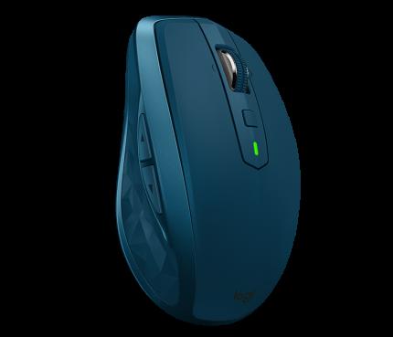Беспроводная мышка Logitech MX Anywhere 2S Turquoise (910-005154)