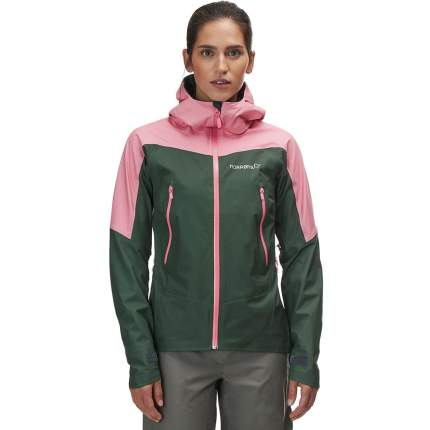 Куртка Norrona Falketind Gore-Tex, jungle green, XS INT