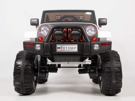 Детский электромобиль Barty Т010МР 4х4 (полный привод), Белый