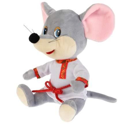 """Игрушка мягкая """"Мышь в белой рубахе"""", 18 см"""