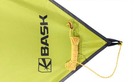 Тент Bask Canopy V3 3522-9401 зеленый светлый 3 x 3 м