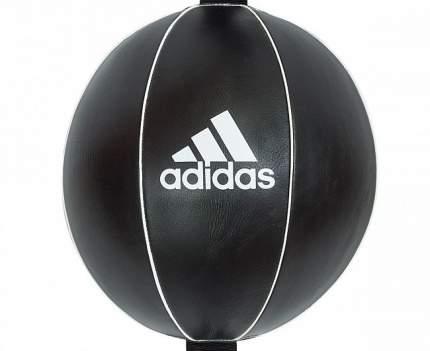 Груша Adidas Double End Box Ball Leather 30 см, 2 кг, черная