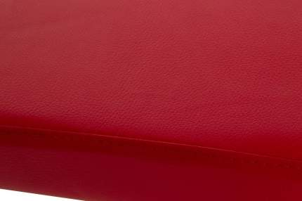 Табурет Hoff 80269937 31х31х46 см, красный/хром