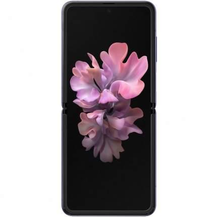 Смартфон Samsung Galaxy Z Flip 256Gb Shining Amethyst