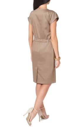 Платье женское Argent ALDS 70V67 коричневое 46 RU