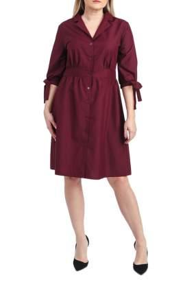 Платье женское LACY S14119(4690) красное 50 RU
