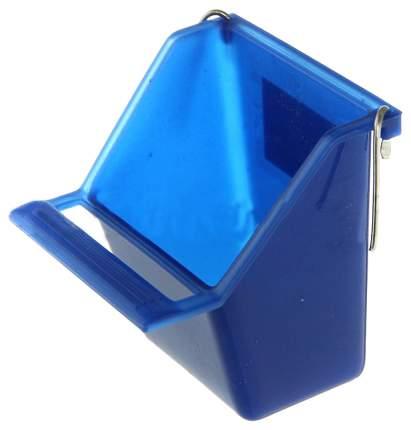 Кормушка для птиц Penn-Plax, пластик, 112 мл, белый, синий, красный, желтый