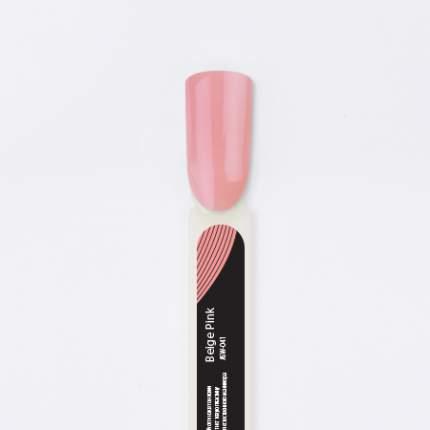 Гель-лак для покрытия ногтей Lianail Камуфлирующая база Beige Pink