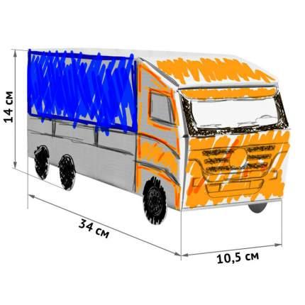 Модели для сборки Балуем и Балуемся Шустрый фургон
