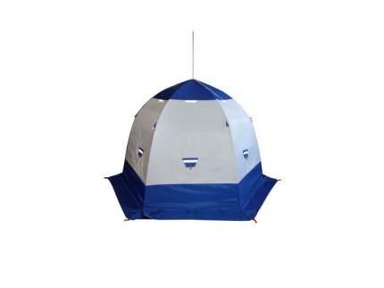 Палатка-автомат Пингвин Shelters трехместная синяя