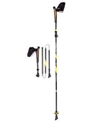 Палки для скандинавской ходьбы Finpole Trail Pro T5 100% Carbon 105-120 см