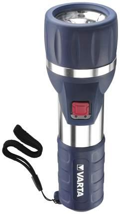 Туристический фонарь Varta Daylight 2D 1W LED серый/синий, 1 режим