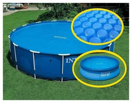 Тент для бассейна с обогревающим эффектом Intex 59954