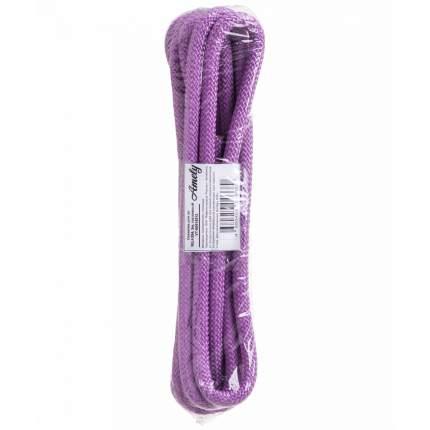 Скакалка для художественной гимнастики Amely RGJ-204, 3м, сиреневый