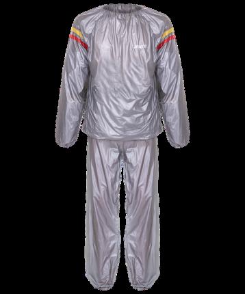 Костюм-сауна StarFit SW-101, серый, M INT
