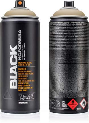 Аэрозольная краска Montana Black Gobi 400 мл