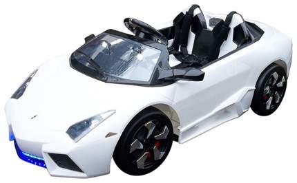Электромобиль lambo белый Shenzhen toys LS518W