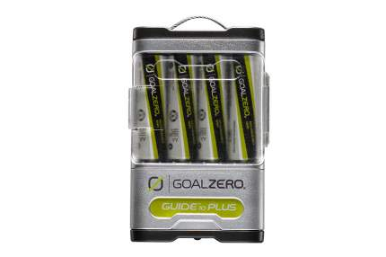 Зарядное устройство + аккумуляторы Goal Zero Guide 10 Plus+Nomad 7 Plus AA 4 шт. 2300 mAh