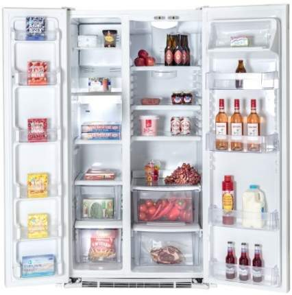 Холодильник Io mabe ORGF2DBHF NM Black