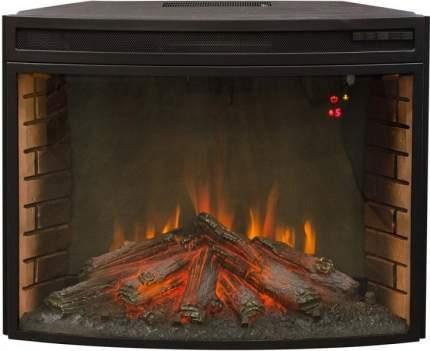Напольный электрический камин Real-Flame Stone new 33 с очагом Firespace 33 S IR
