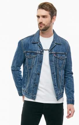 Куртка джинсовая мужская Levi's® синяя 44