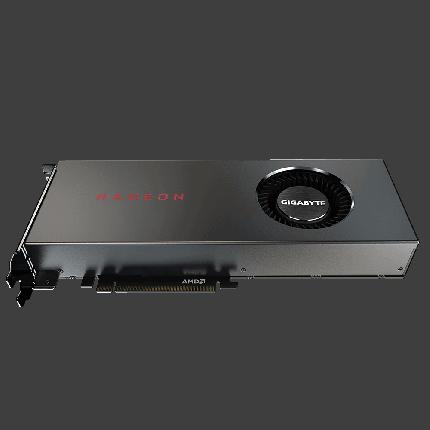 Видеокарта GIGABYTE Radeon RX 5700 8G GV-R57-8GD-B