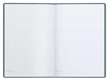 Записная книжка недатированная СЕРО-ГОЛУБОЙ