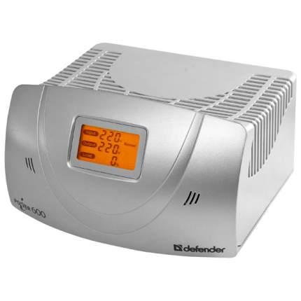 Однофазный стабилизатор Defender AVR iPOWER 600VA 99024