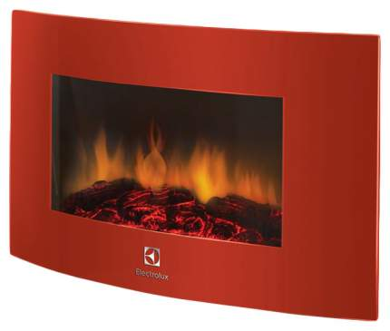 Электрокамин Electrolux EFP/W-1200URLS НС-1070931 Красный
