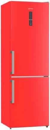 Холодильник Gorenje NRK6192MRD Red