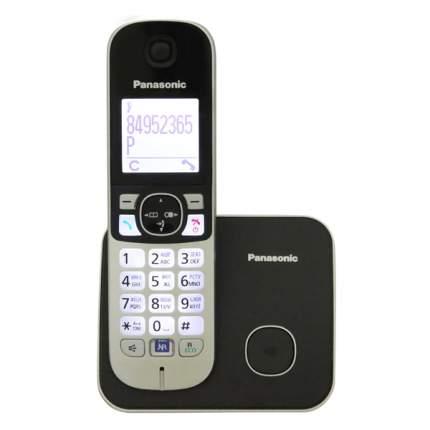 Телефон DECT Panasonic KX-TG6811RUB
