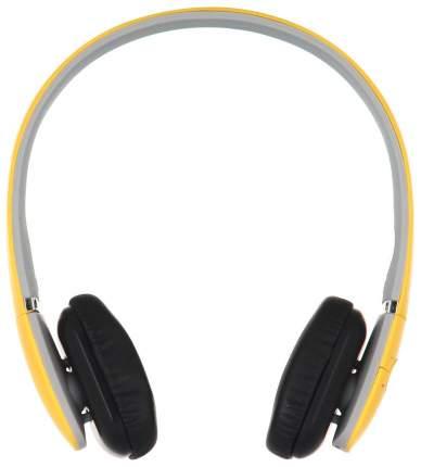 Беспроводные наушники Akai HD-121 Yellow