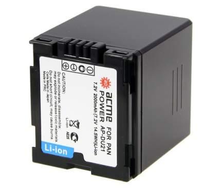 Аккумулятор для видеокамеры AcmePower DU21