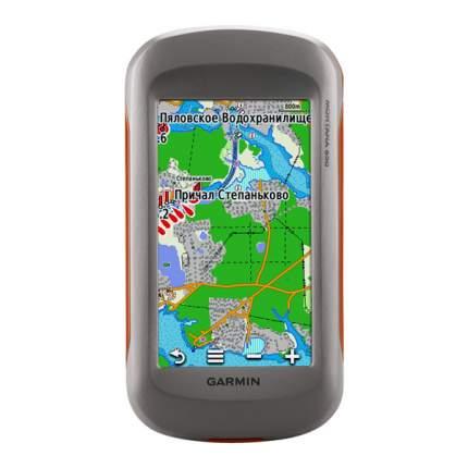 Туристический навигатор Garmin Montana 650T черный