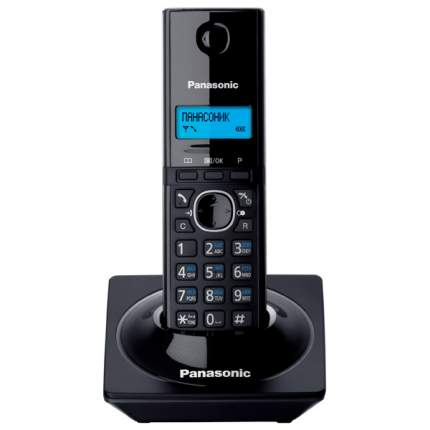 Телефон DECT Panasonic KX-TG1711RUB