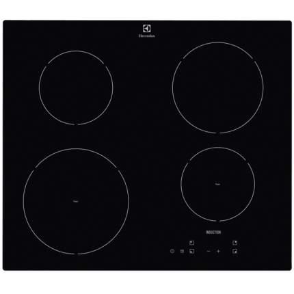 Встраиваемая варочная панель индукционная Electrolux EHH96240IK Black