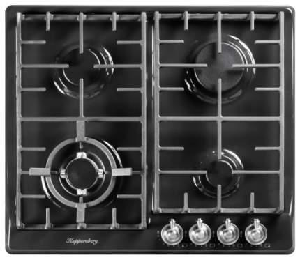 Встраиваемая варочная панель газовая KUPPERSBERG FV6TGRZ ANT Sl Black/Silver