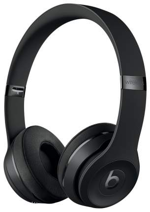 Беспроводные наушники Beats Solo3 Wireless On-Ear Black (MP582ZE/A)