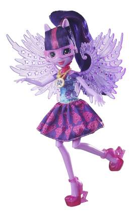 Кукла My Little Pony Легенда Вечнозеленого леса делюкс с аксессуарами b6479 b7535 23 см